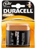 "Batterier og tilbehør, <span class=""c10"">Duracell -</span> Duracell 3LR12 alkaline bat. 4,5V (1 stk.)"