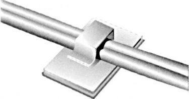 "<span class=""c10"">Velleman -</span> Selvklæbende kabelholder 5,6 x 7,2mm hul (10 stk.)"