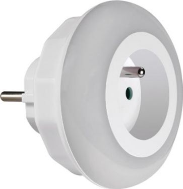 """<span class=""""c10"""">PEREL -</span> LED natlampe med 1 x PinEarth udtag"""
