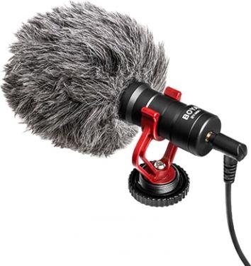 ZZ_doughty 10A65A10 |BOYA BY MM1 mikrofon til smartphone