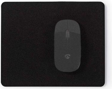 Nedis Mouse pad | Black, MPADF100BK