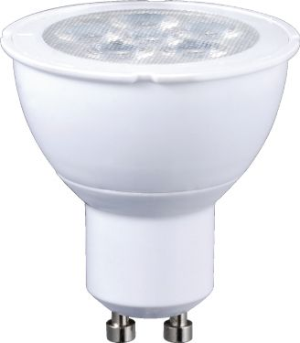 HQ LED Lamp GU10 PAR16 4.8 W 345 lm 2700 K, HQLGU10MR16003