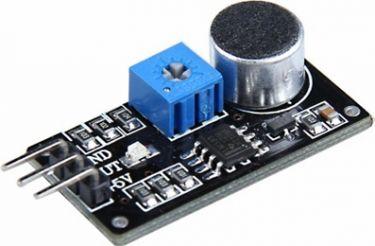 Lyd sensormodul til Arduino