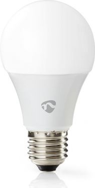 Nedis Smart LED-pære med Wi-Fi | Fuldfarve og varm hvid | E27, WIFILC10WTE27