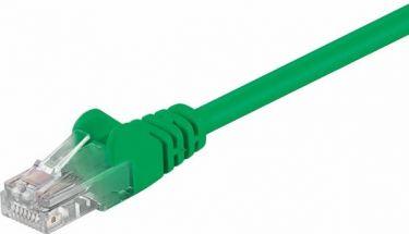"<span class=""c9"">GOOBAY -</span> UTP netværkskabel CAT5E, 2 x RJ45, Grøn (10m)"