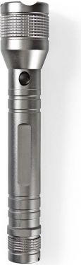 Nedis LED Torch | 10 W | 500 lm | IPX4 | Grey, LTRH10WGY