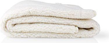 Nedis Elektrisk tæppe | 150 x 80 cm | 3 varmeindstillinger | Kontrollampe | Overophedningsbeskyttels