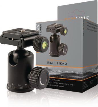 Camlink Premium Tripod Ball Head 10 kg, CL-BH30