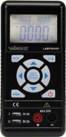 "<span class=""c9"">Velleman -</span> Håndholdt strømforsyning 0.3-30VDC / 0-3.75A m. LCD display"