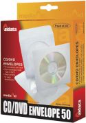 Forbrugerelektronik, CD papirlommer (50 stk.)