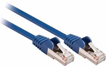 Valueline CAT5e SF/UTP Network Cable RJ45 (8P8C) Male - RJ45 (8P8C) Male 1.50 m Blue, VLCP85121L15