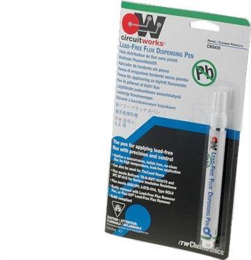 Flus dispenser pen Flydende, Blyfri, ROL0 (9ml)