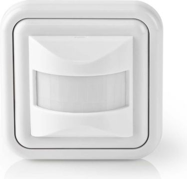 Nedis Motion Detector | 2 or 3-Wire Installation | Adjustable Time, Ambient Light and Sensitivity Se
