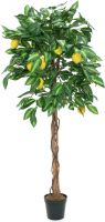 Europalms Lemon Tree, artificial plant, 180cm