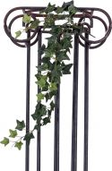 Udsmykning & Dekorationer, Europalms Ivy bush tendril classic, artificial, 70cm