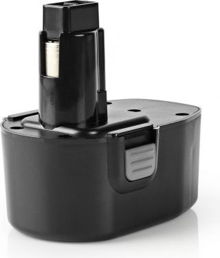 Nedis Power Tool Battery | Ni-MH | 14.4 V | 2 Ah | 28.8 Wh | Replacement for Black & Decker, P2AHBD1