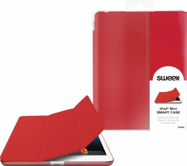 Sweex Tablet Folie Apple iPad Mini Rød, SA522
