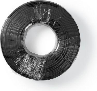Nedis RCA-kabel | 2 x 0,15,0 mm2 | 100 m | Viklet | Sort, CAGW2400BK1000