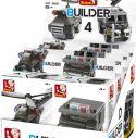 Sluban, Sluban Building Blocks Builder Police, 101380595