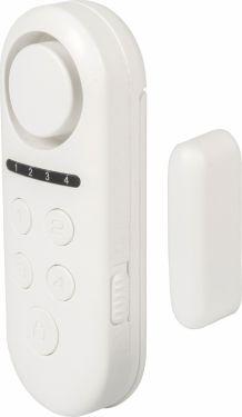 König Trådløs Alarmsæt - 433 MHz / 90 dB, SAS-ALARM400