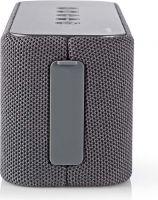 Nedis Bluetooth® Speaker | 2x 30 W | True Wireless Stereo (TWS) | Waterproof | Grey, SPBT2002GY