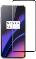 Nedis Glass Screen Protector for Oneplus 7 Pro | Full Cover | 3D Curved | Transparent / Black, SFGP5
