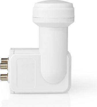 Nedis Universal LNB | Quad | Støjtal 0,2-0,85 dB, SLNB10QDWT