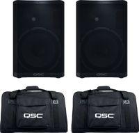 QSC CP12 - Pakkesæt