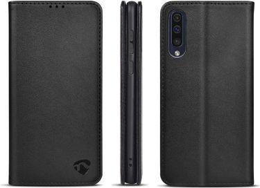 Nedis Lommebogsetui til for Samsung Galaxy A30S/Galaxy A50S | Sort, SWB10037BK