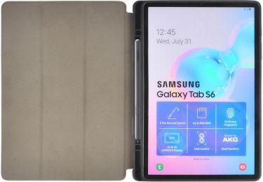 "Nedis Folieetui til Samsung Galaxy Tab S6 10,5"" 2019 | Grå/sort, TCVR10003GY"