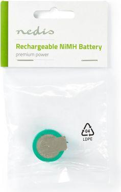 Nedis Nikkel-metalhydrid-batteri | 2,4 V | 250 mAh | Loddetilslutning, BANM1170SC2