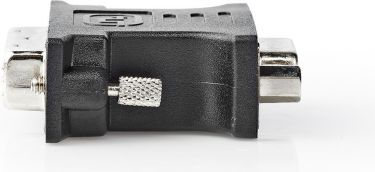 Nedis DVI- til VGA-adapter   DVI-D 24+1-benet hanstik - VGA hunstik   Sort, CCGB32902BK