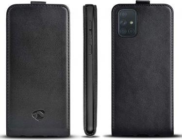 Nedis Vippeetui til Samsung Galaxy A71 | Sort, SFC10030BK
