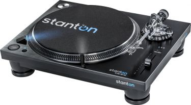 Stanton STR8.150 M2, Professional direct drive turntable with strai