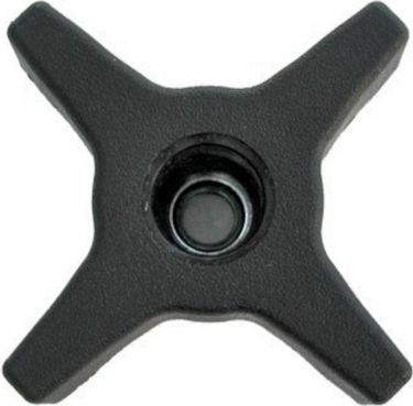 HM-164 Black Wingnut Bolt