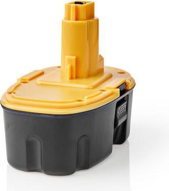Nedis Batteri Til Elværktøj | Ni-MH | 18 V | 3,3 Ah | 59,4 Wh | Reserve til Dewalt, P3AH3DW18V01