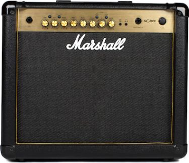 Marshall MG30GFX Combo, 4-channel (store and recall) solid state co