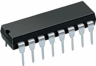 MAX220CPE RS232 interface, full duplex, 120kbps (DIP16)