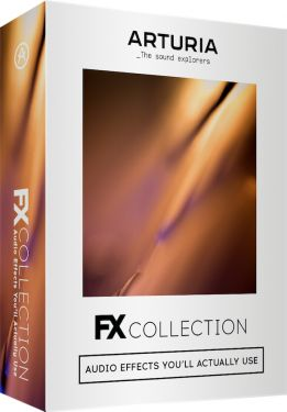 ARTURIA FX-Collection software effects bundle, download code
