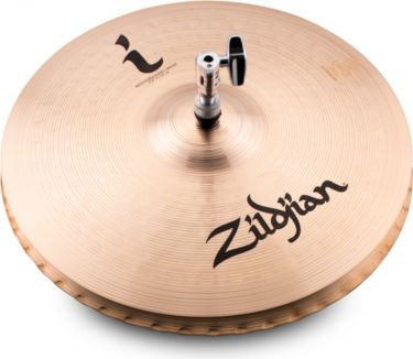 "Zildjian 14"" I-Family Mastersound HiHat Pair, This hi-hat pair feat"