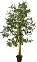 Europalms Bamboo multi trunk, artificial plant, 180cm