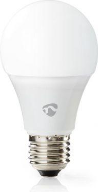 Nedis Smart LED-pære med Wi-Fi | Varm til kold hvid | E27, WIFILW10WTE27