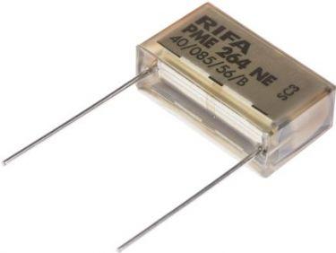 """<span class=""""c10"""">Kemet -</span> X2 støjkondensator 47nF (0,047uF) 660VAC (25,4mm)"""
