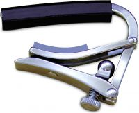 Shubb S1 DLX Western Guitar Capo, Capo for steel string guitar. Fit