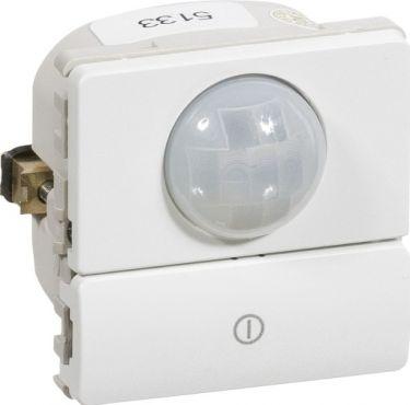 """<span class=""""c9"""">Lauritz Knudsen -</span> FUGA® PIR sensor m. afbryder 10A, Hvid"""