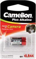 """Batterier og tilbehør, <span class=""""c10"""">Camelion -</span> 4LR44 alkaline batteri 6V / 165mAh (1 stk.)"""