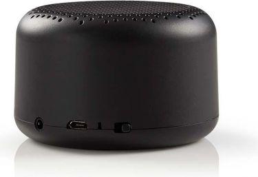 Nedis Bluetooth®-højttaler | 9 W | Op til 3 timers spilletid | Sort, SPBTAV01BK