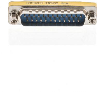 Valueline Seriel Adapter D-SUB 25-Pin Han - D-SUB 25-Pin Han Metal, VLCP52816M