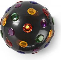 Nedis Multi-Colour Disco Ball | 6 W | 550 lm | 20 cm, FUDI213BK