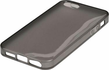 König Telefon Gel-Etui Samsung Galaxy S4 Mini Sort, CSGCGALS4MBL